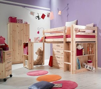 Pine And Bunk Beds Divan Beds Memory Active Mattresses